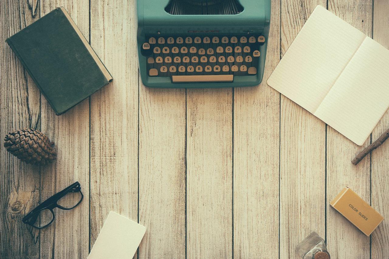 Mit dem Talent zum Schreiben